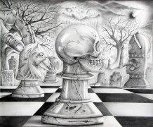 Andrew Kirchner, Chessboard