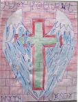 """Cross"" by James ""Big Jim"" Brensinger"
