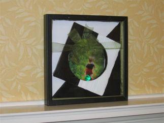 Green Shadow Box