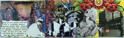 'Jail' by Carlos Contreras