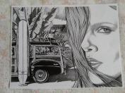 Artwork by Raymond Velasquez