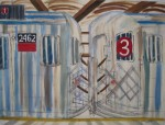 The 3 Train at 14th Street - Enrico Miguel Thomas