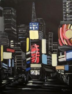 Times Square, New York City - Enrico Miguel Thomas