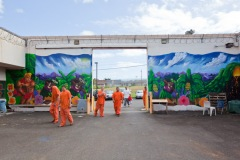 Hawaii Youth Correctional Facility (HYCF), Kailua, Hawaii.