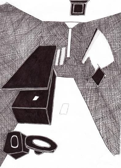 Cell by Manuel Gonzalez