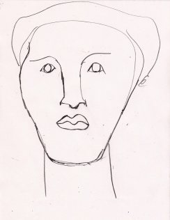 line drawing # 1
