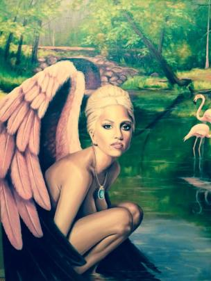 Lady Gaga Artist: Angelmont