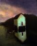 An Island, oil on panel, courtesy of author