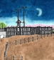 Tehachapi Prison by Lawrence Smith