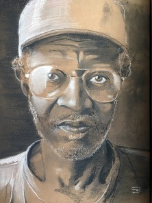 Man with Glasses by Conor Broderick
