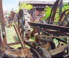 Pioneer Village by D. Ashton