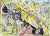 Safari by D. Ashton