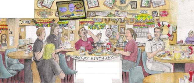 Birthday Letter 2 by D. Ashton