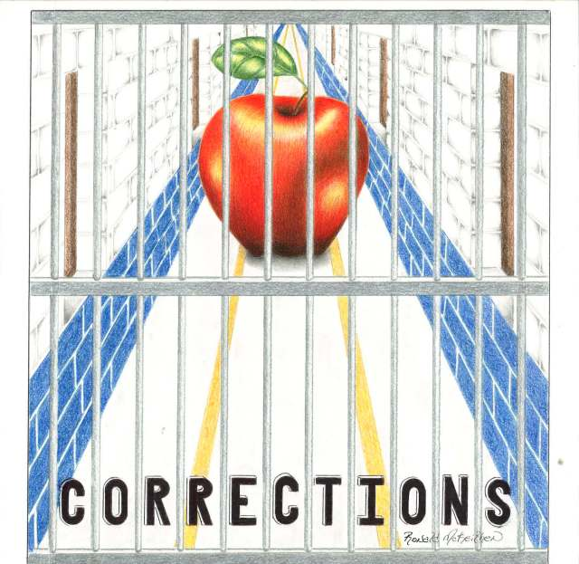 Corrections Cover Art