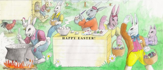 Easter Letter by D. Ashton
