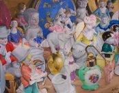 Figurines by D. Ashton
