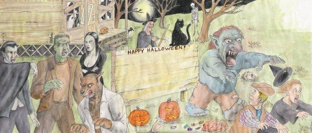 halloweenletter