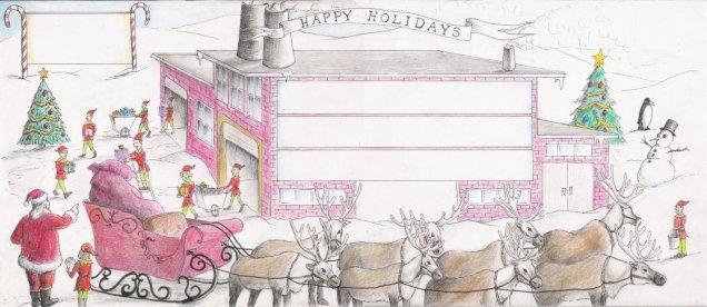Santa Letter by D. Ashton