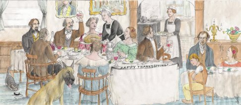 Thanksgiving Letter by D. Ashton