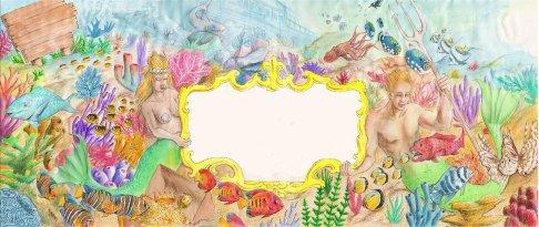 Undersea by D. Ashton