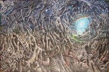 Wormhole by D. Ashton