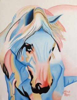 Free Spirit by Michael Pelletier Oil