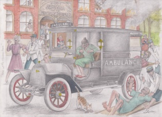 1903 Cadillac by D. Ashton