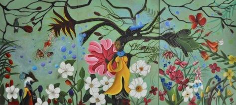 Magical Garden by Hector RodriguezGreen Haven CF