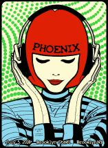 "by W.B. Livingston ""Phoenix is one of my ""headphone"" bands. It is a band that is great for zoning out while working, walking or just blocking out everything else."""