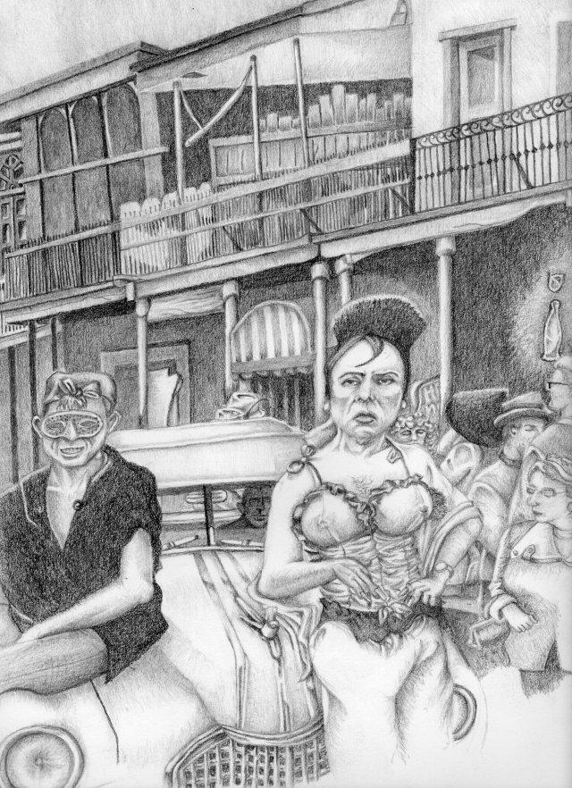 NOLA 1949 Mardi Gras Gay Krewe
